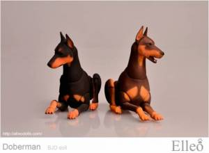 Doberman_bjd_doll_94